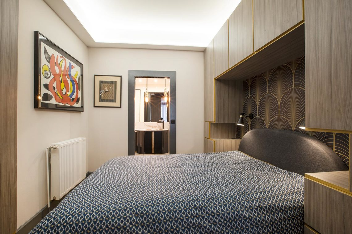 Apartment Paris Boulevard de Sebastopol 9