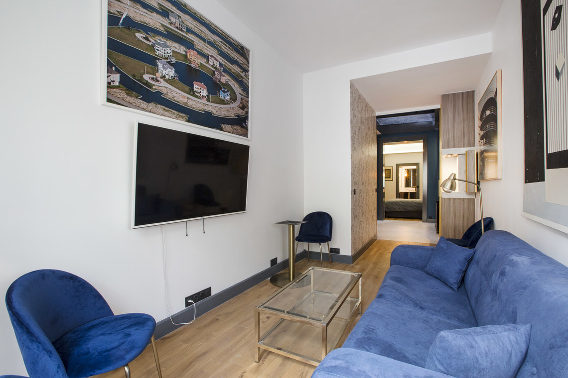 Apartment Paris Boulevard de Sebastopol 2