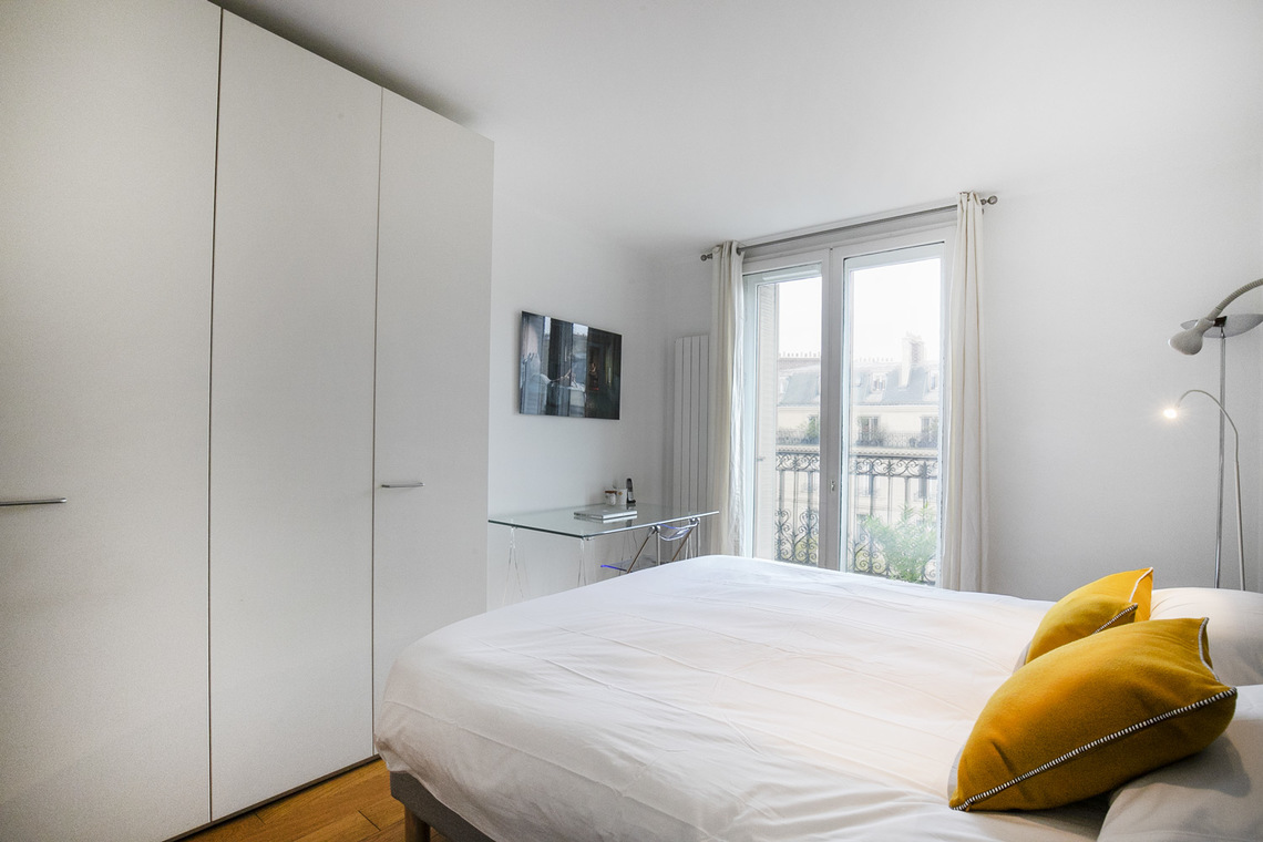 Apartment Paris Boulevard de Courcelles 15