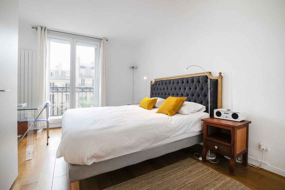 Apartment Paris Boulevard de Courcelles 14