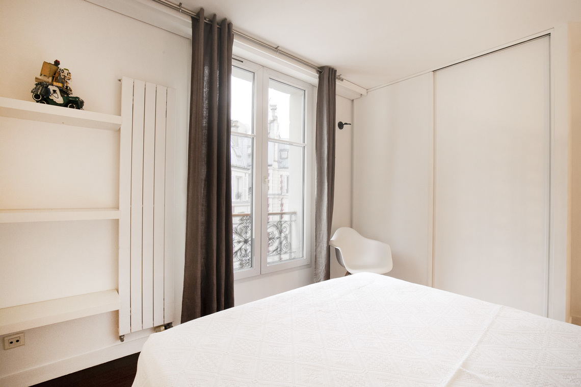 Apartment Paris Boulevard de Courcelles 21