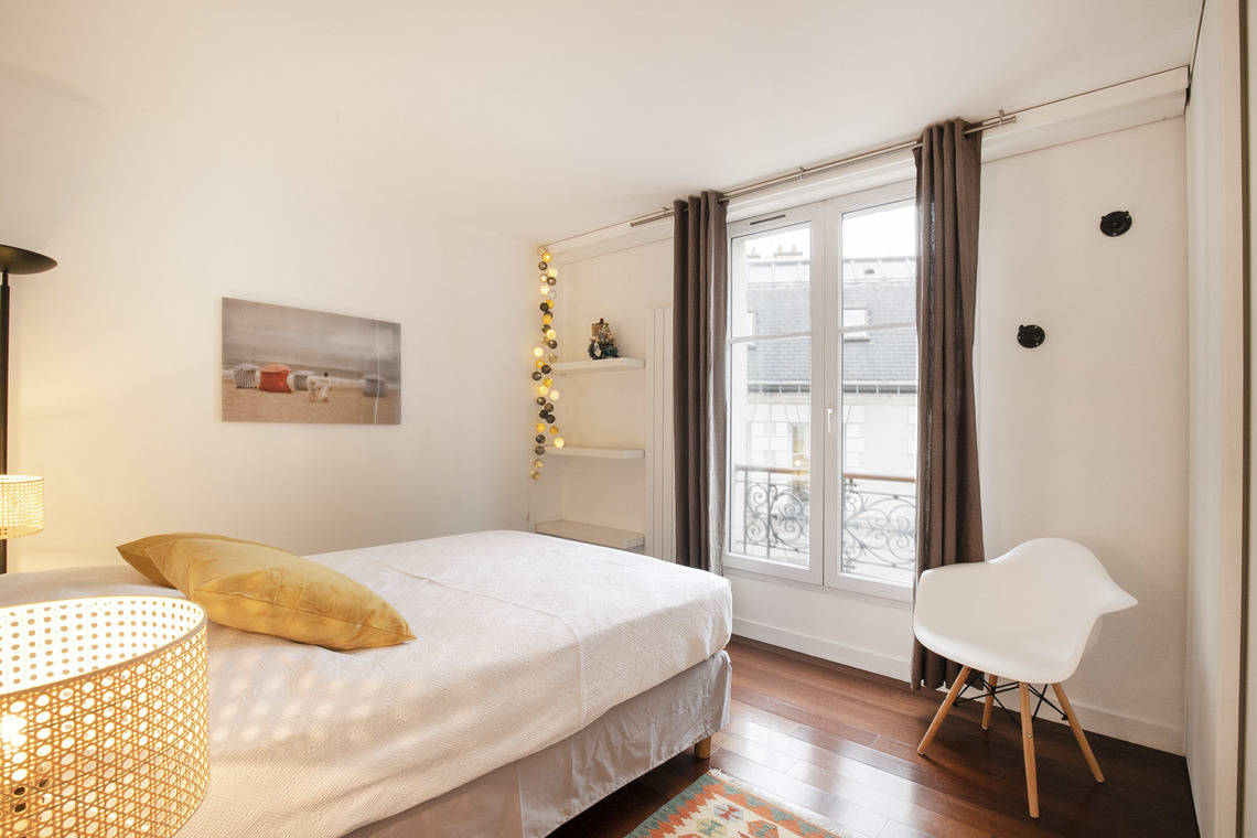 Apartment Paris Boulevard de Courcelles 19
