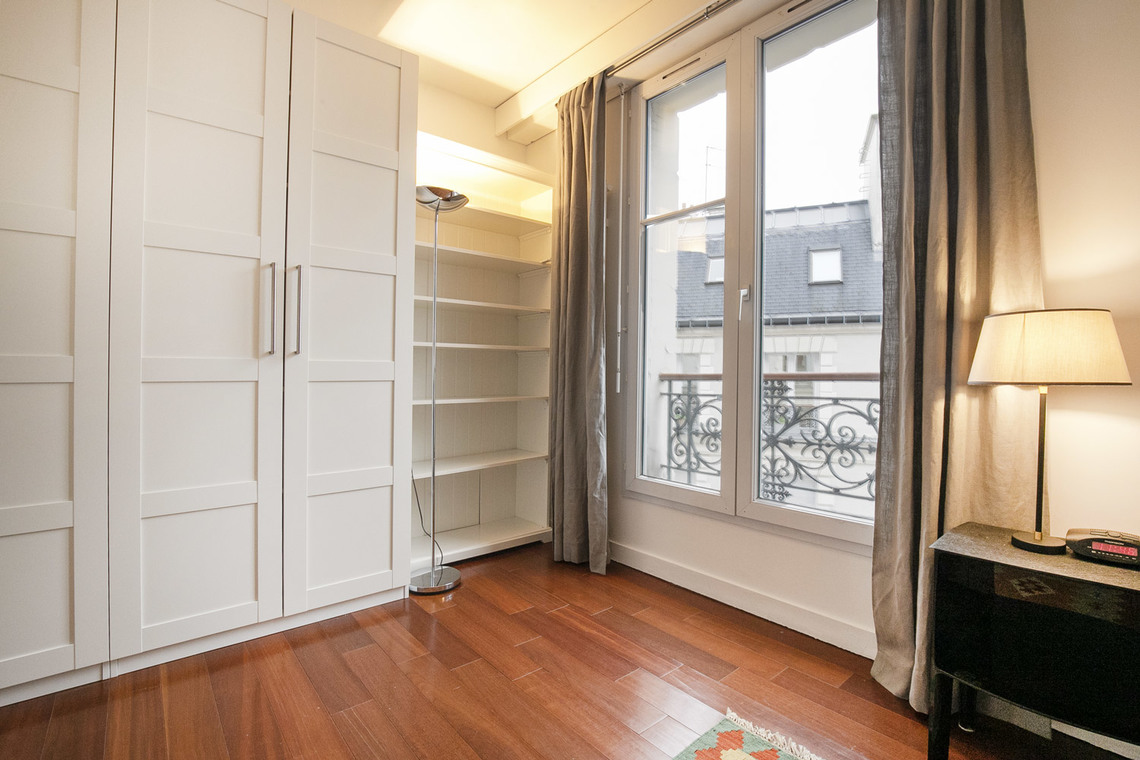 Apartment Paris Boulevard de Courcelles 25