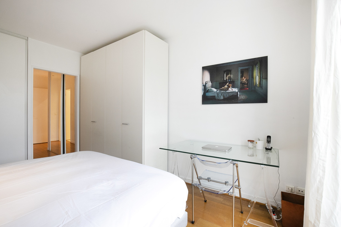Apartment Paris Boulevard de Courcelles 16