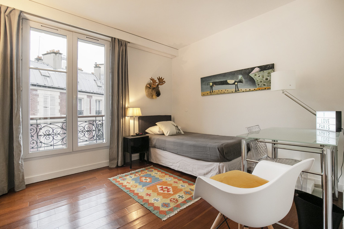 Apartment Paris Boulevard de Courcelles 23