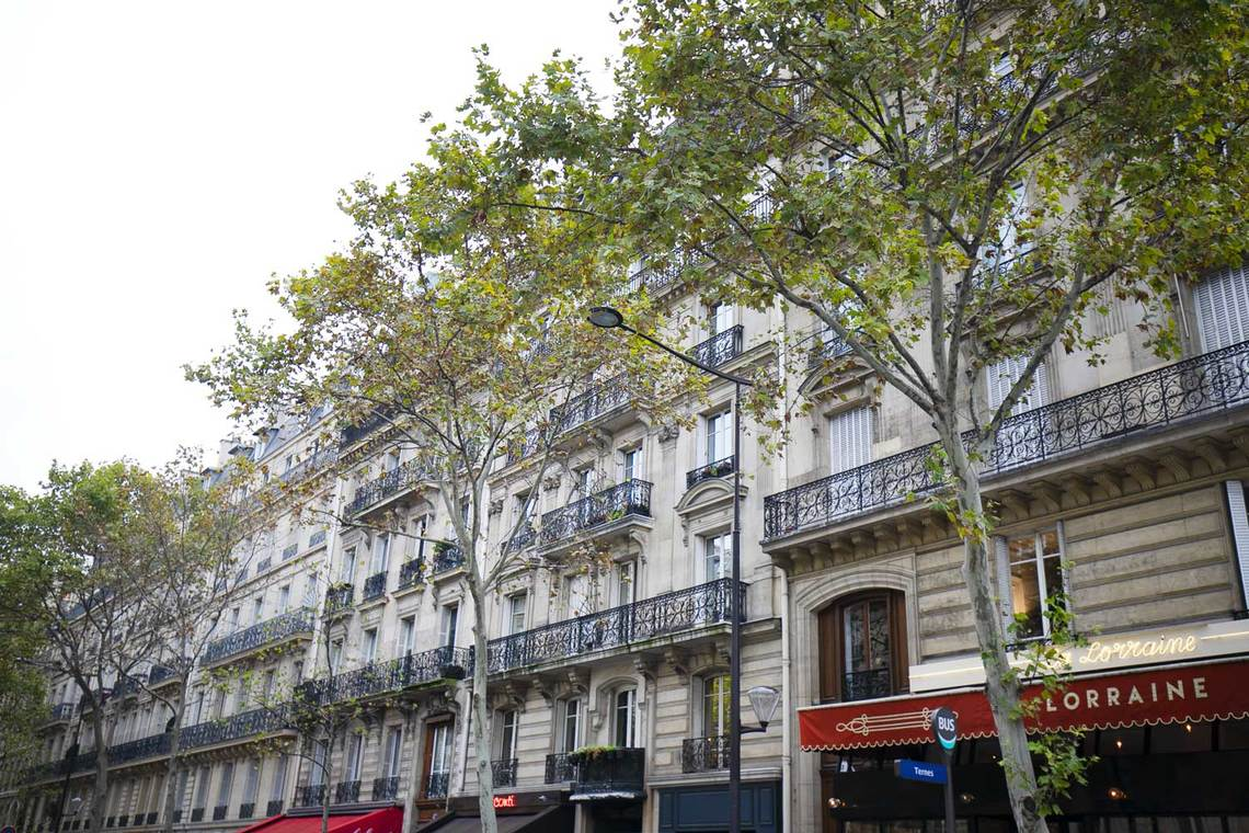 Apartment Paris Boulevard de Courcelles 27