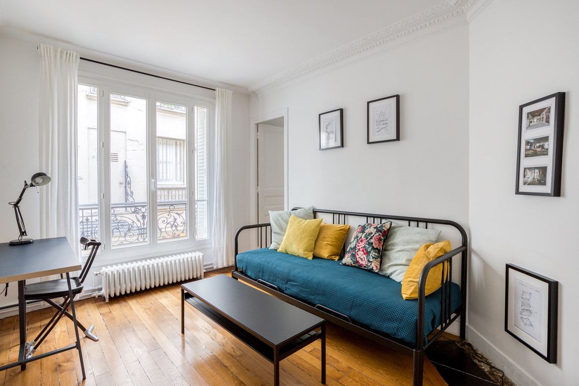Furnished apartment for rent Paris Rue du Cherche-Midi
