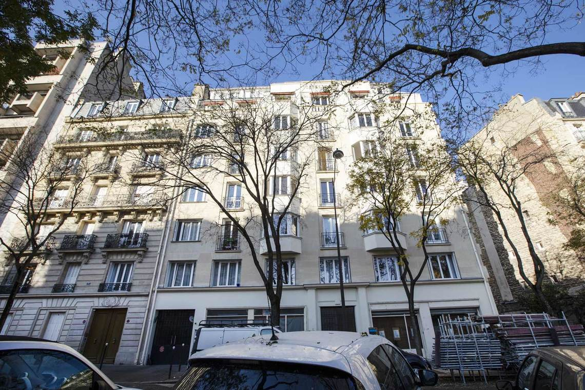 Apartment Paris Boulevard Murat 14