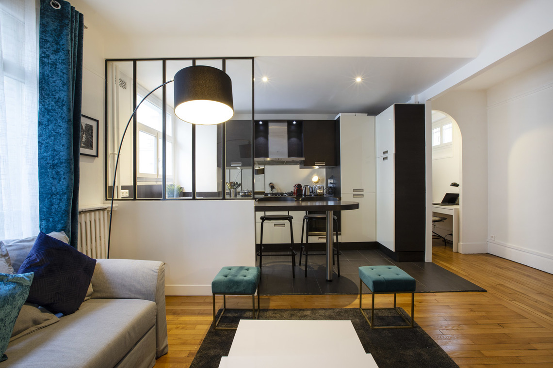 Apartment Paris Boulevard Murat 2