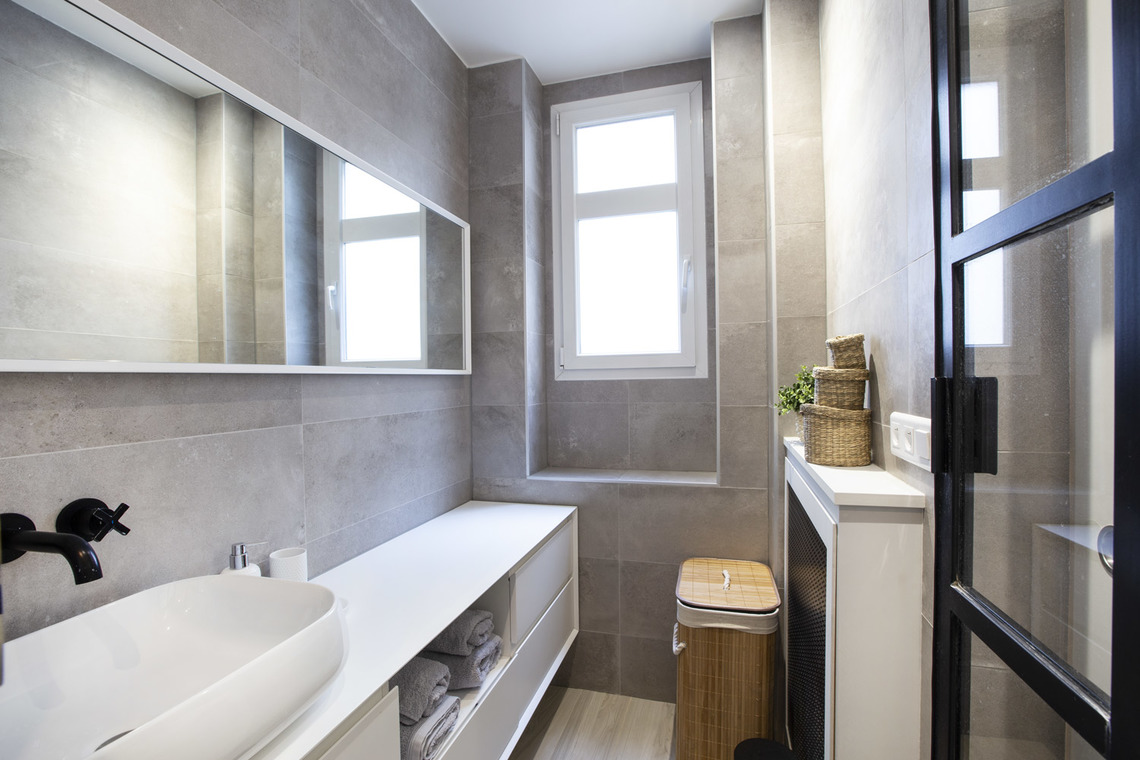 Apartment Paris Boulevard Murat 13