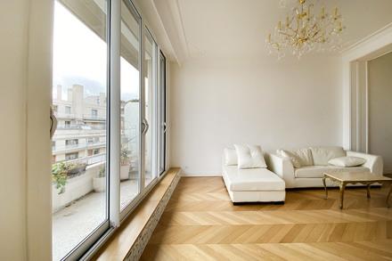 Furnished 3 Bedrooms Apartment Rent In Paris