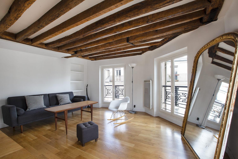 Appartement Paris rue Notre Dame de Nazareth