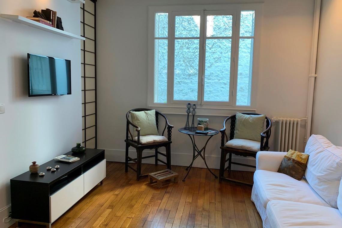 Location appartement meubl de 35 m2 rue monsieur paris - Location chambre de bonne paris 16 ...