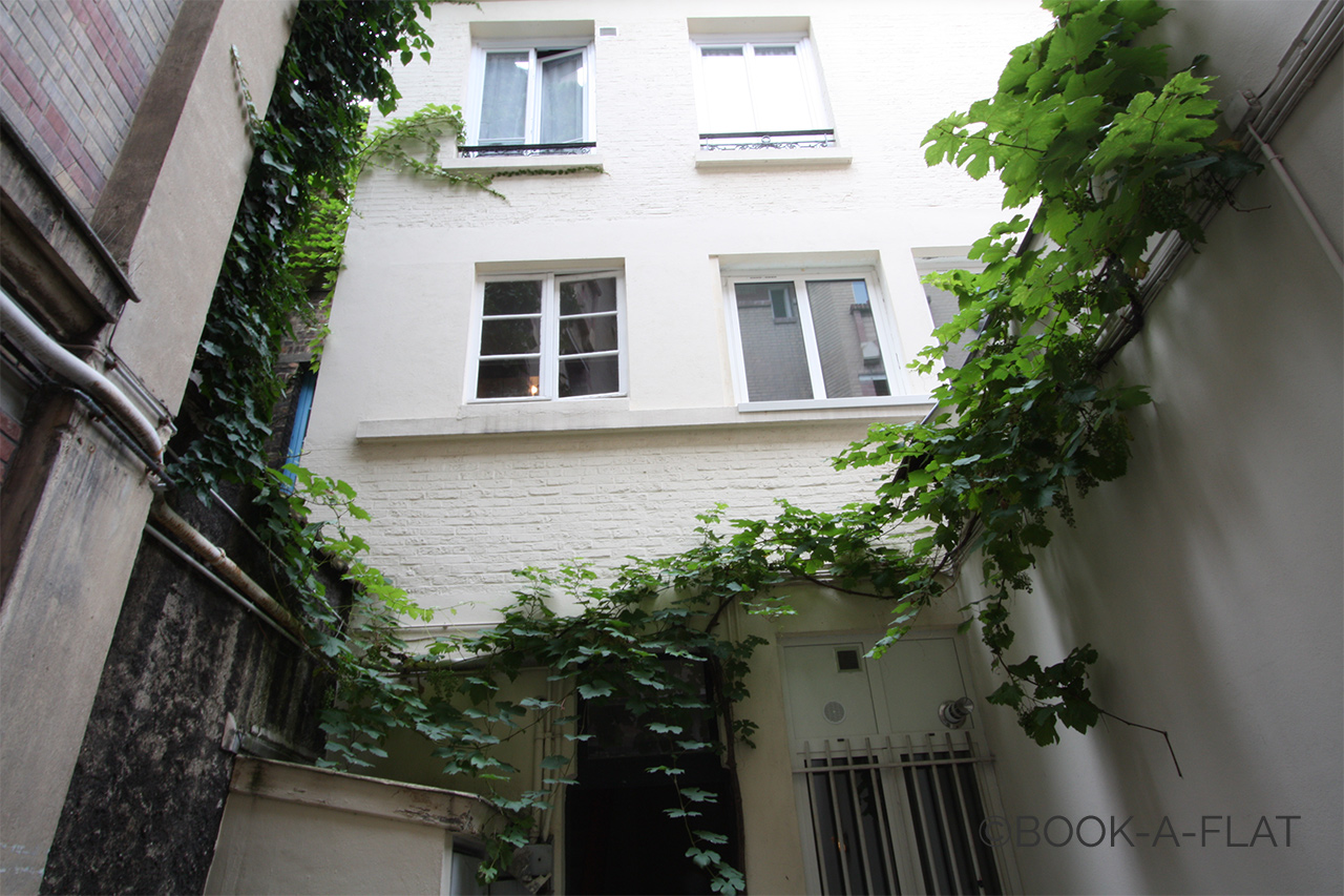Apartment Paris Rue Robert Lindet 11