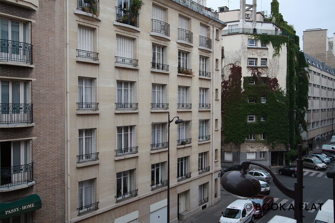 Appartamento Paris Rue Félicien David 13