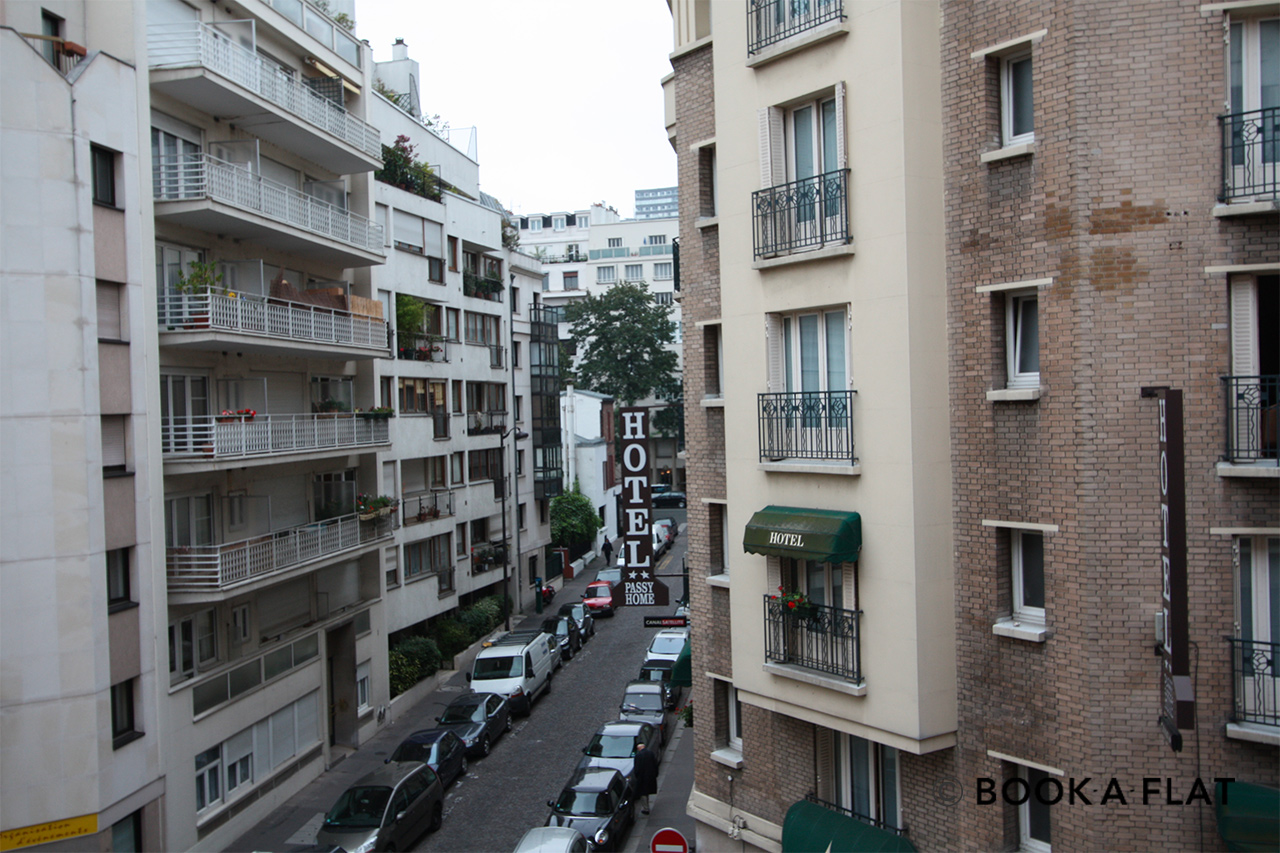 Appartamento Paris Rue Félicien David 14