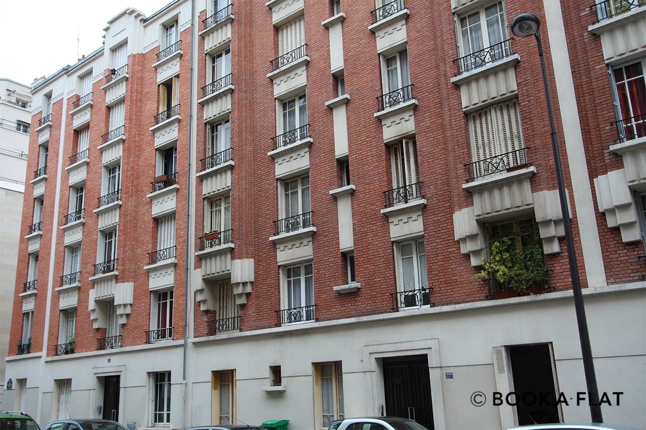 Appartamento Paris Rue Félicien David 17