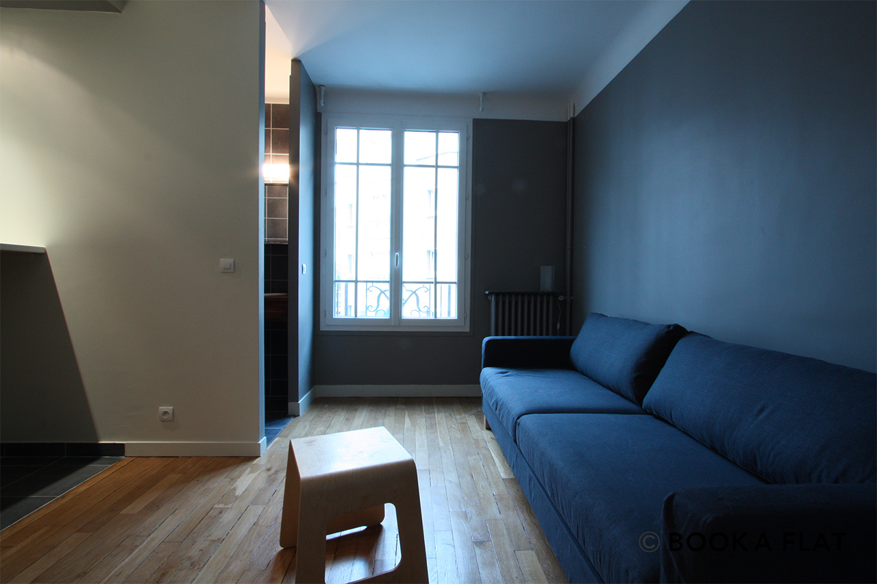 Appartamento Paris Rue Félicien David 3