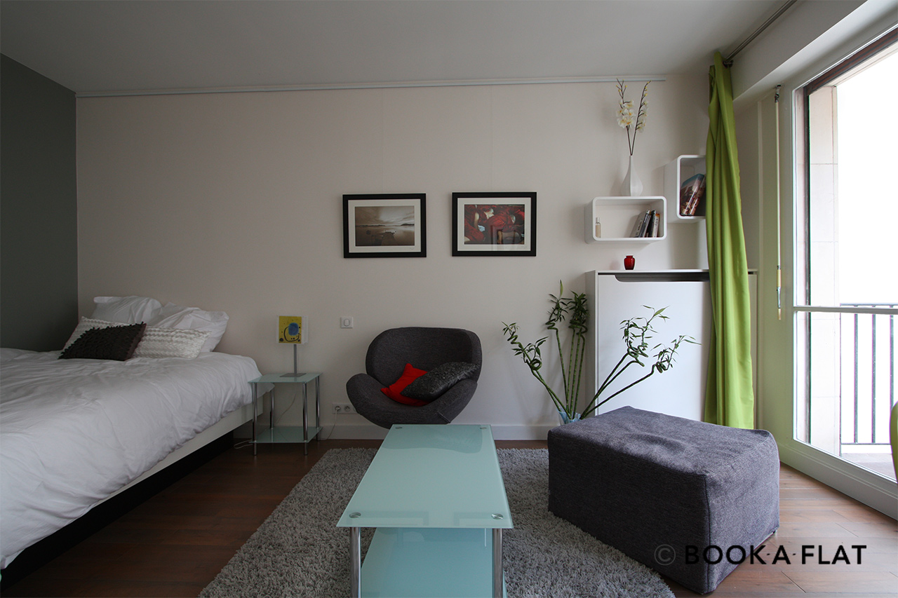 Apartment Paris Rue Scheffer 4
