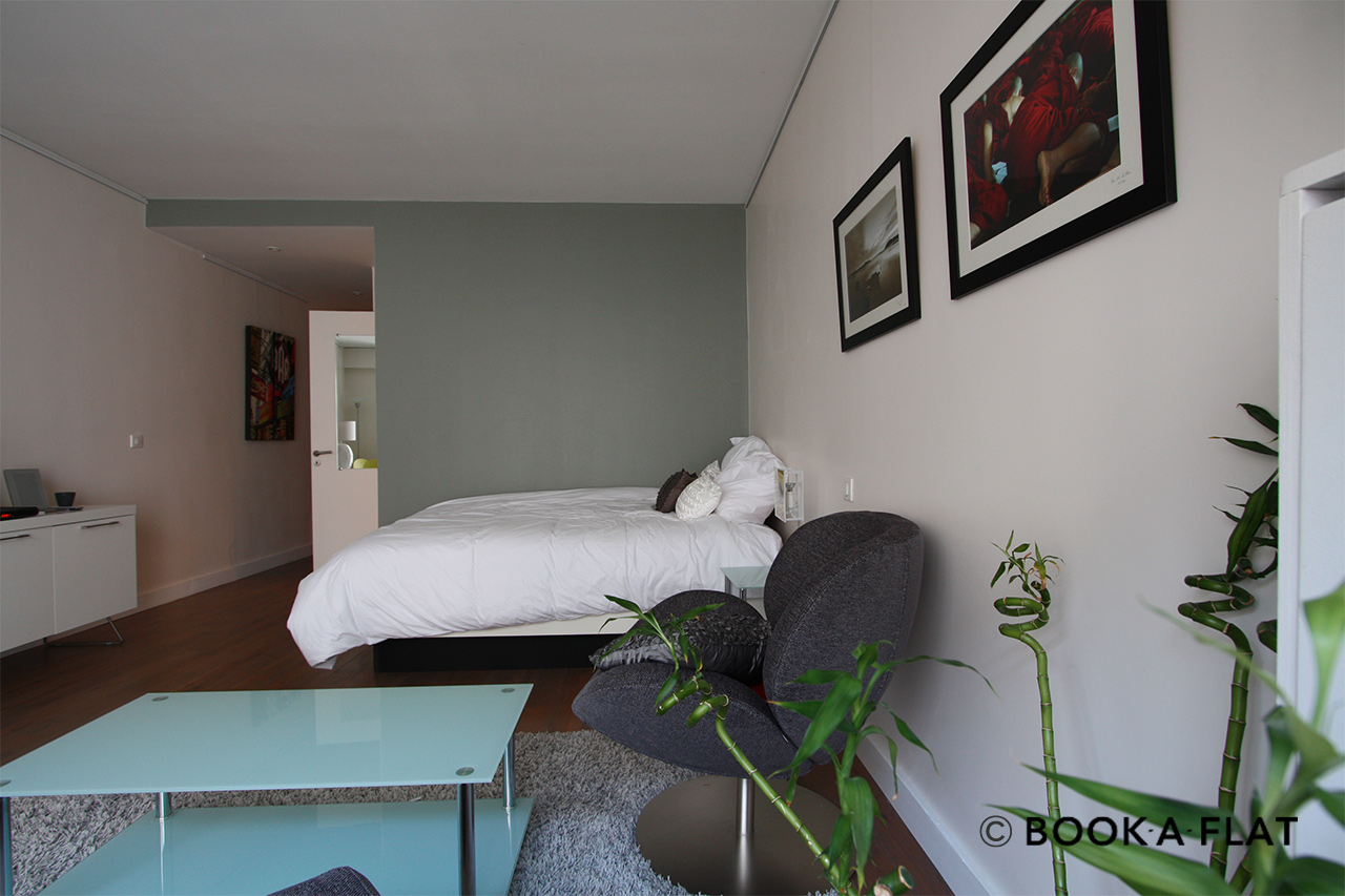 Apartment Paris Rue Scheffer 5