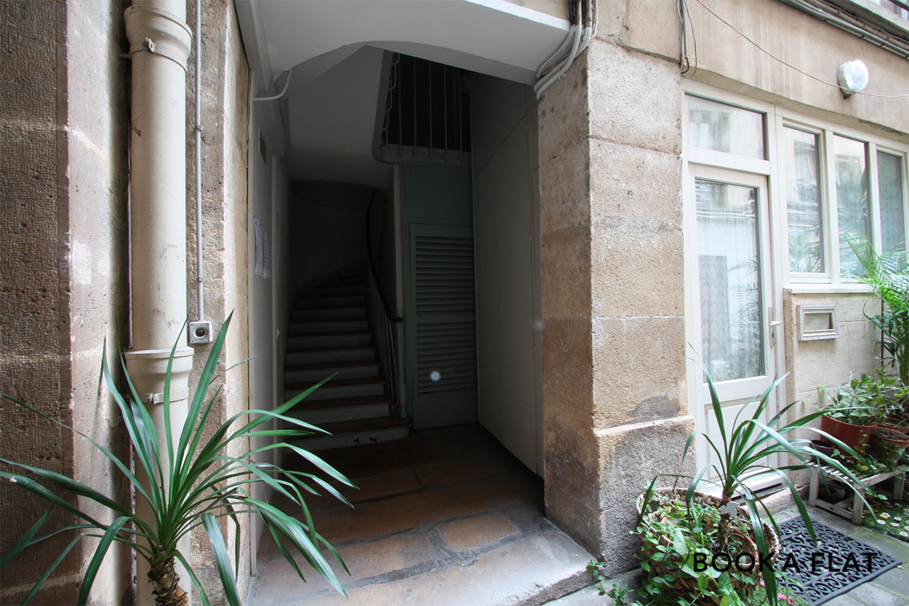 Квартира Paris Rue Greneta 11
