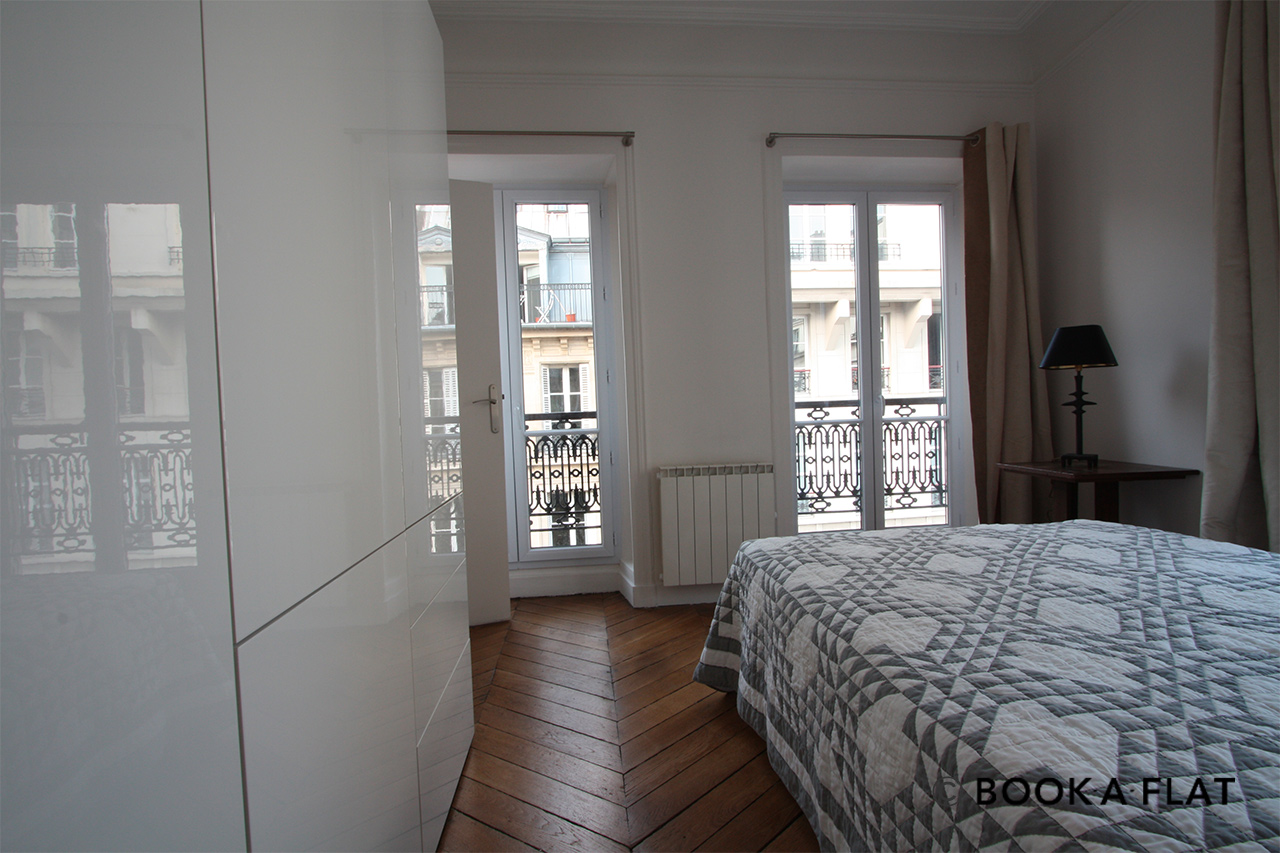 Apartamento Paris Rue Rossini 8