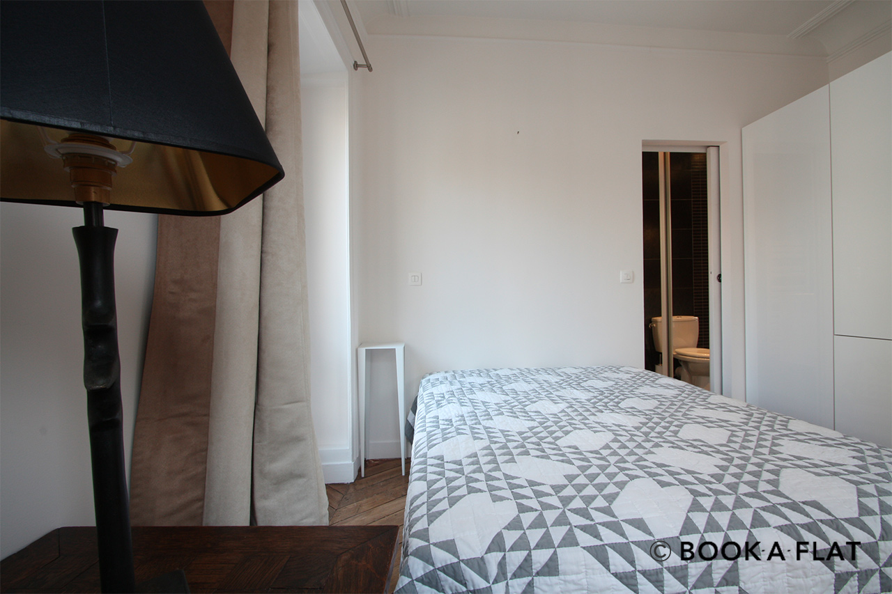 Apartamento Paris Rue Rossini 9