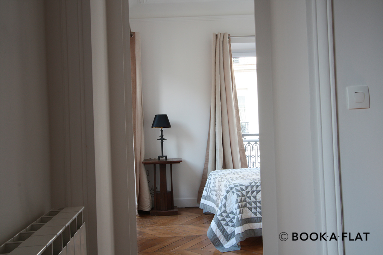 Apartamento Paris Rue Rossini 6