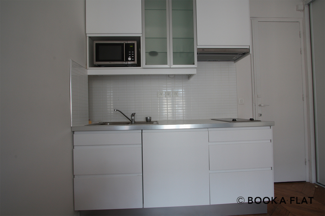 Apartamento Paris Rue Rossini 4