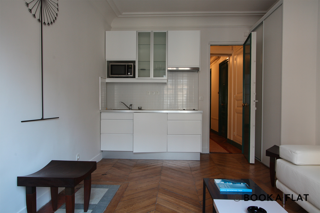 Apartamento Paris Rue Rossini 5