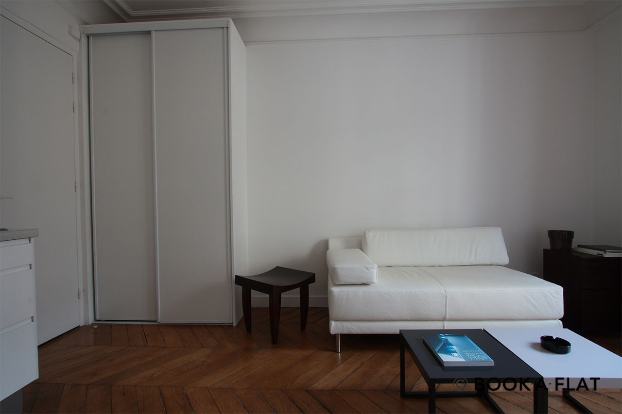 Apartamento Paris Rue Rossini 2