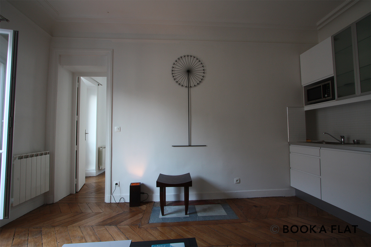 Apartamento Paris Rue Rossini 3