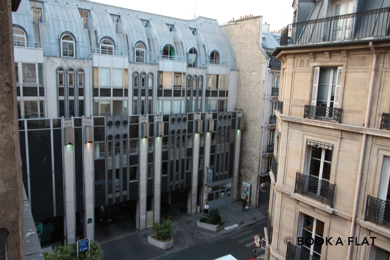 Apartamento Paris Rue Rossini 11