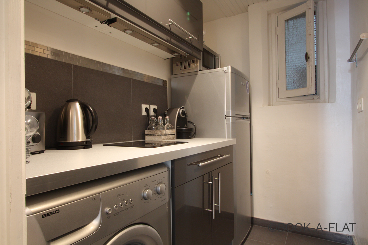 Appartement Paris Rue Quentin Bauchart 5