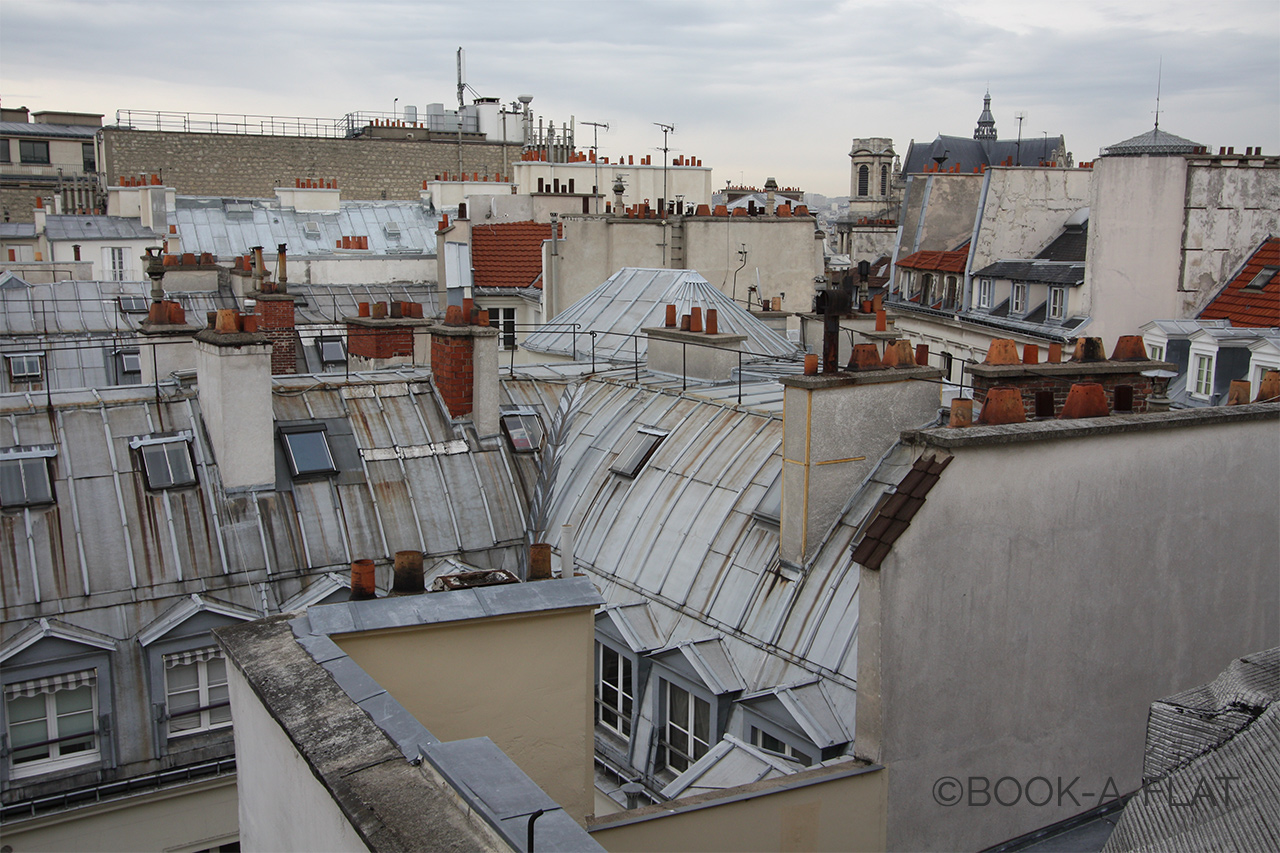 Apartment Paris Rue Jean-Jacques Rousseau 8