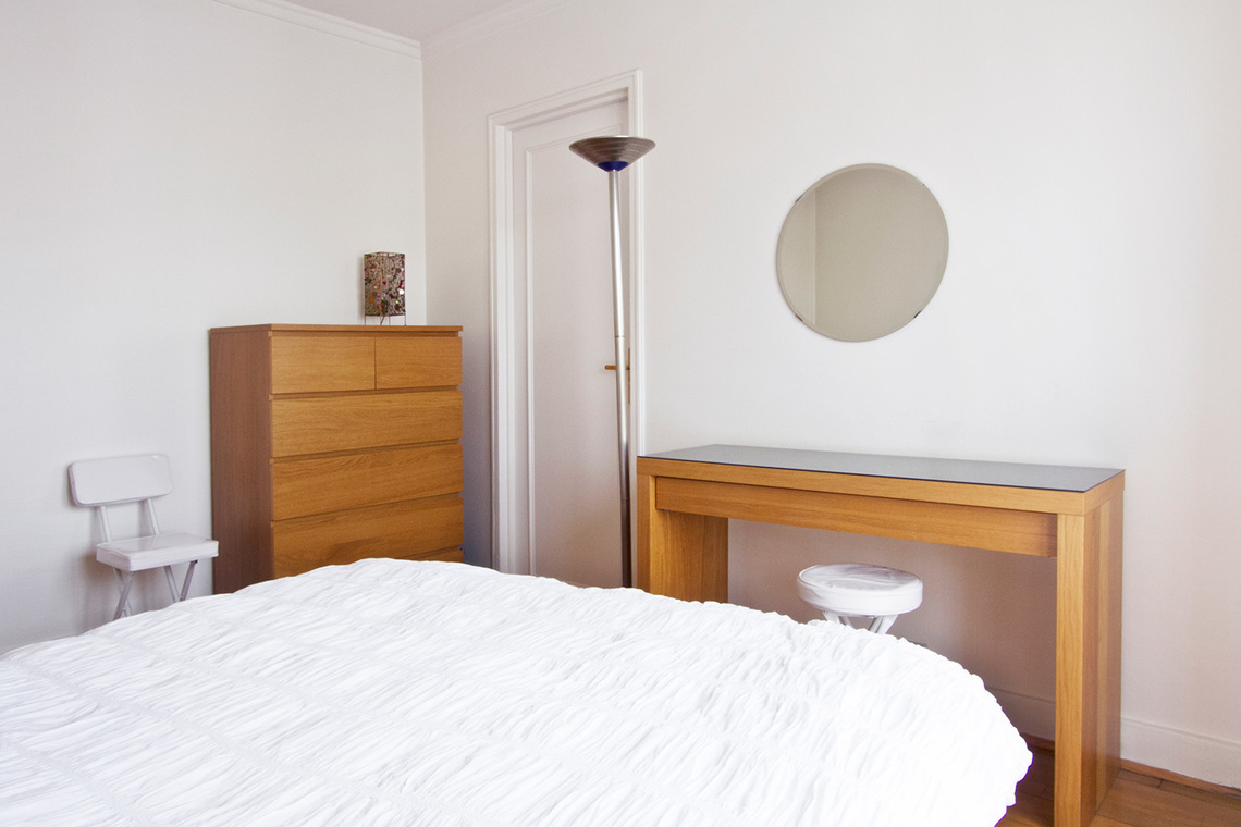 Appartement Paris Rue de Passy 6