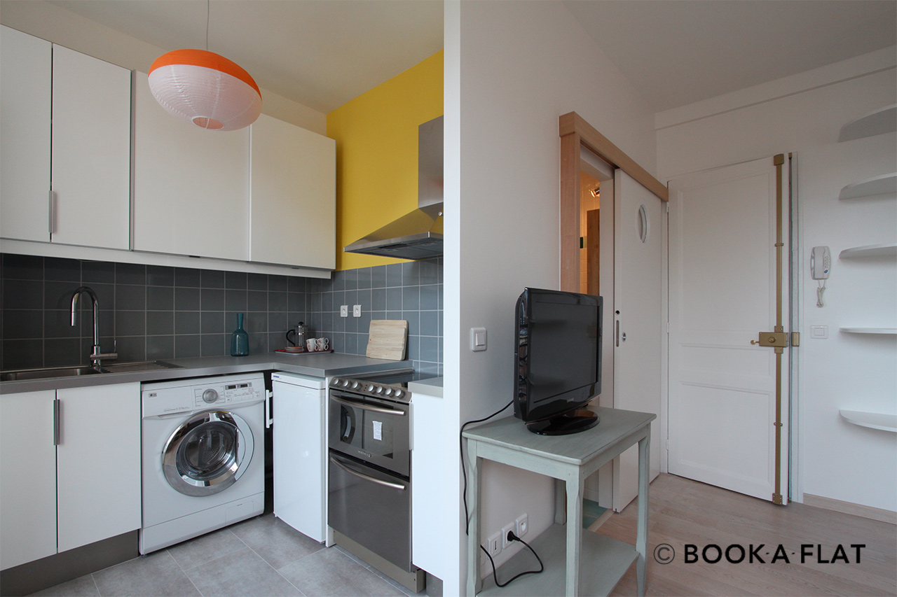 Appartement Paris Rue du Dobropol 5