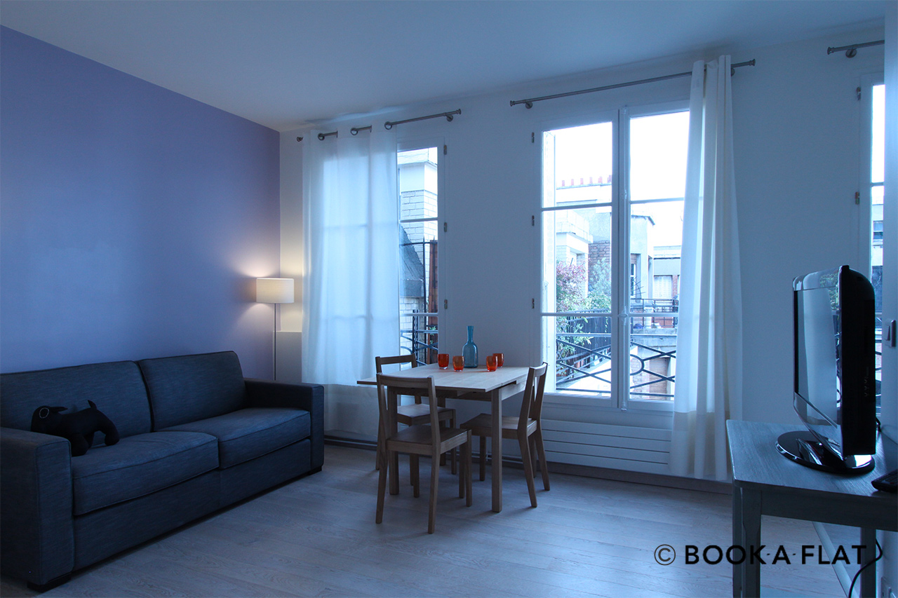 Appartement Paris du Dobropol 1