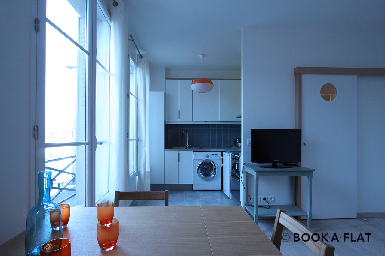 Appartement Paris Rue du Dobropol 2
