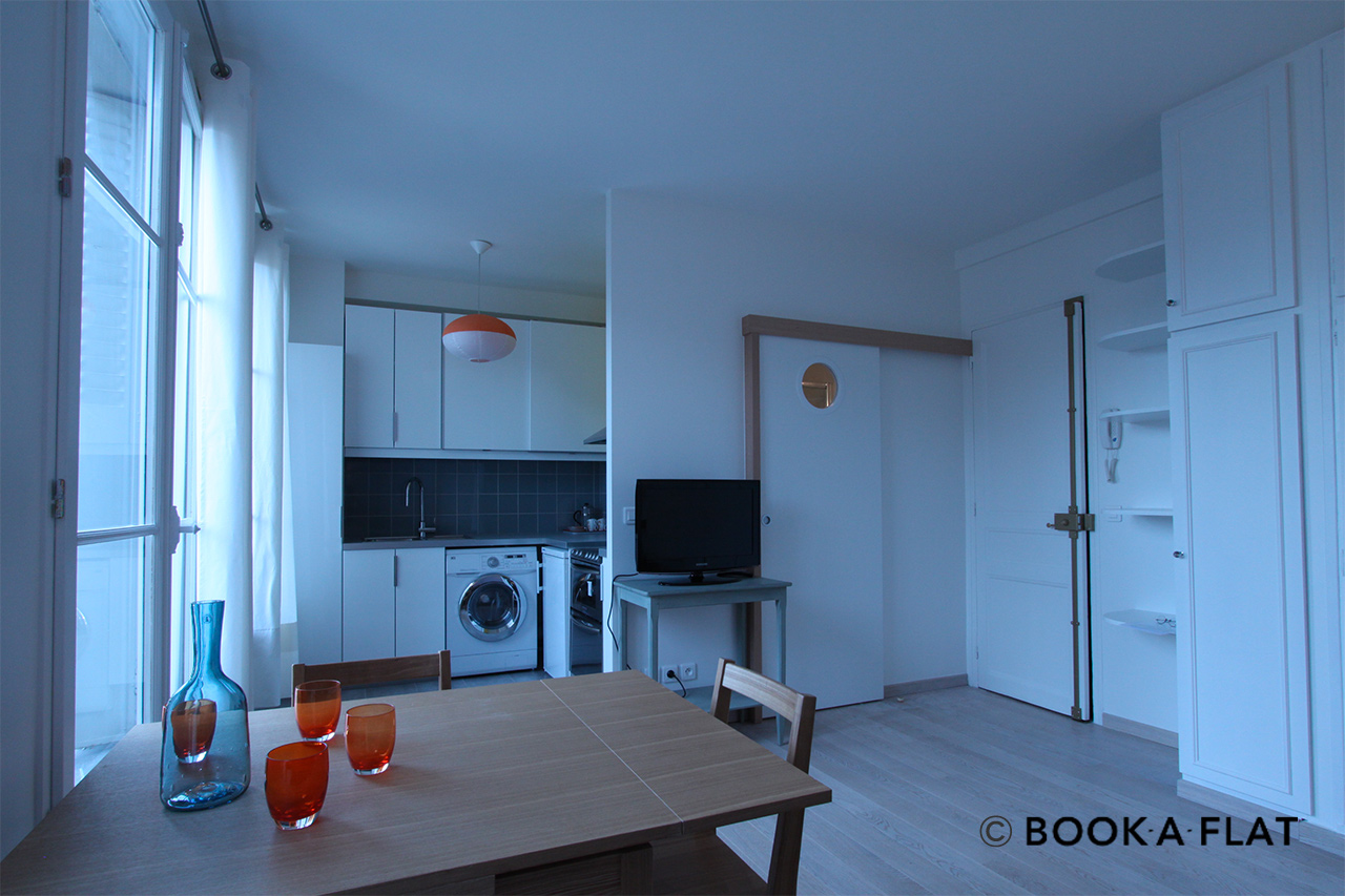 Appartement Paris Rue du Dobropol 3