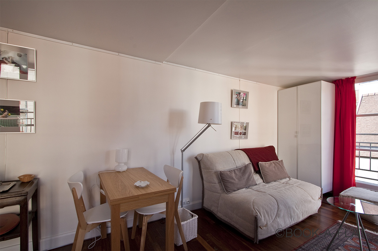 Appartement Paris Rue de Béarn 6