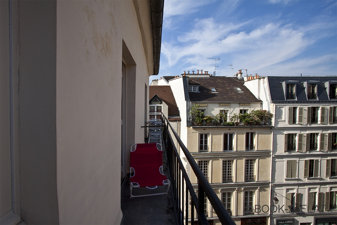 Appartement Paris Rue de Béarn 13