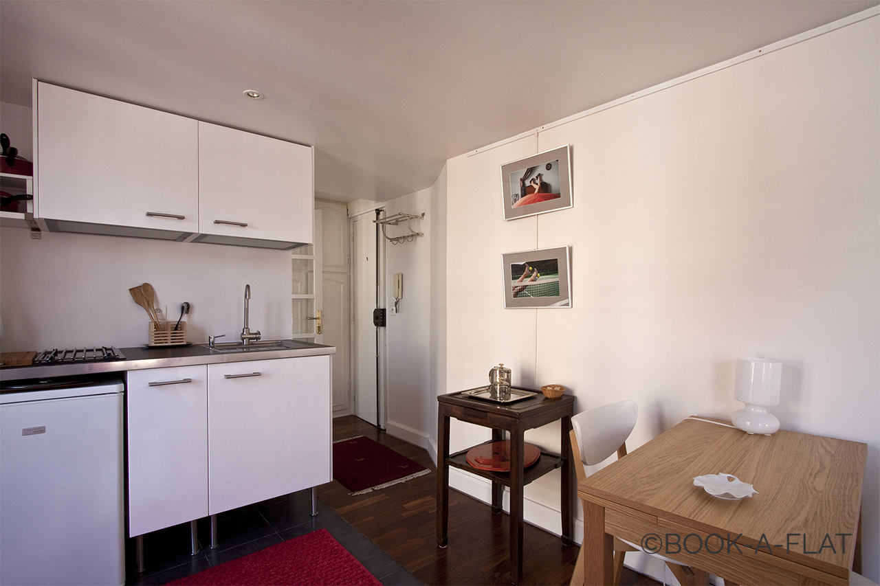 Appartement Paris Rue de Béarn 7