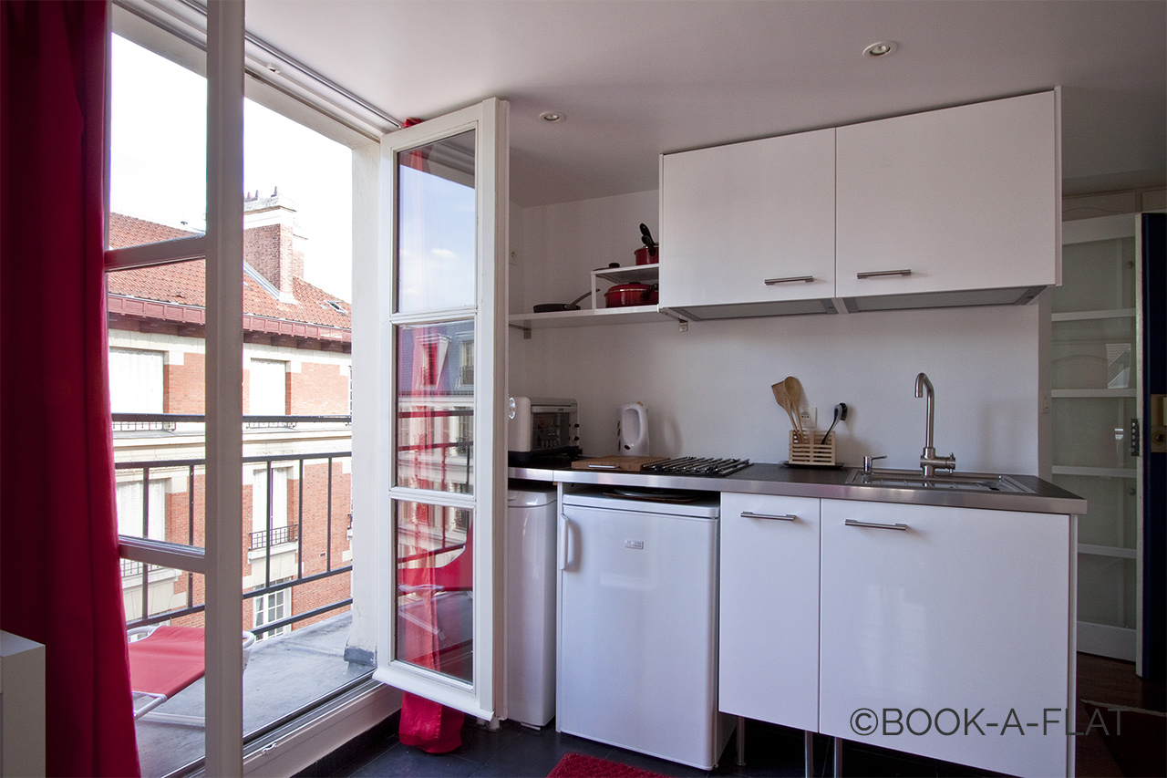 Appartement Paris Rue de Béarn 8