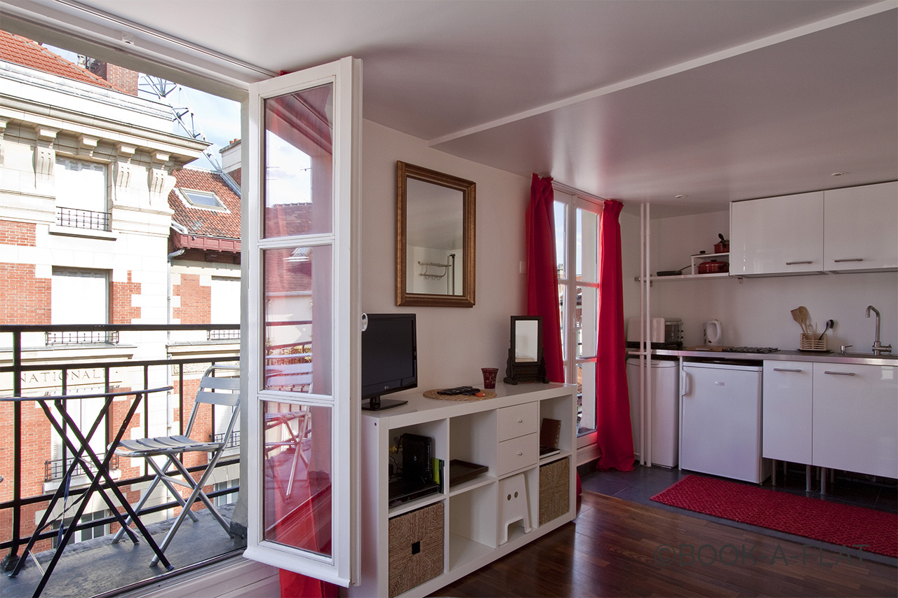 Appartement Paris Rue de Béarn 11