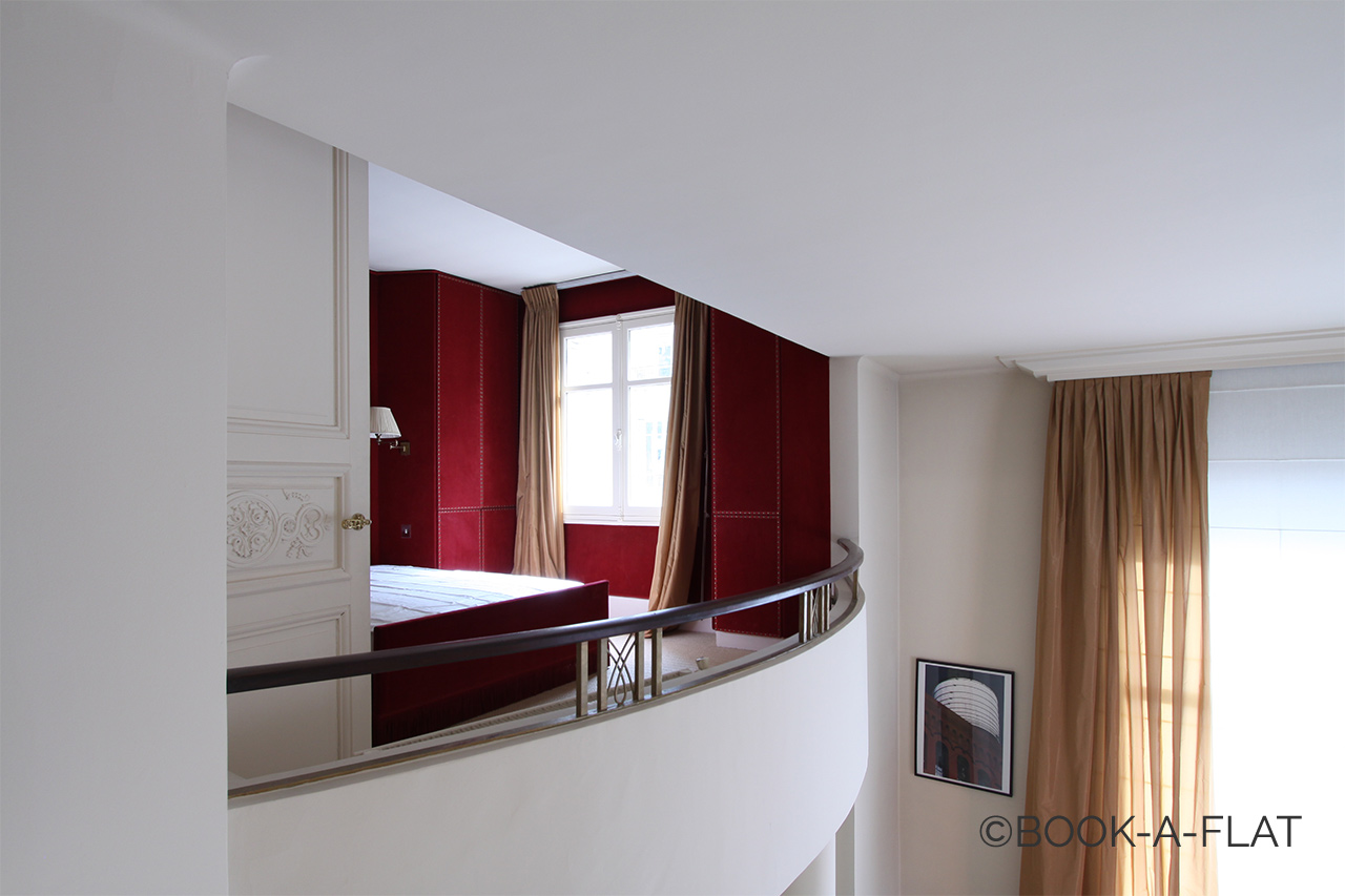 Appartement Paris Rue Alasseur 11