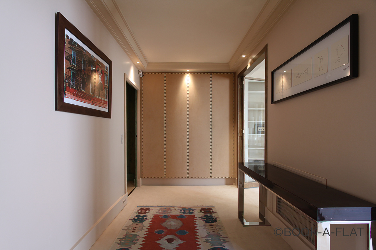 Appartement Paris Rue Alasseur 5