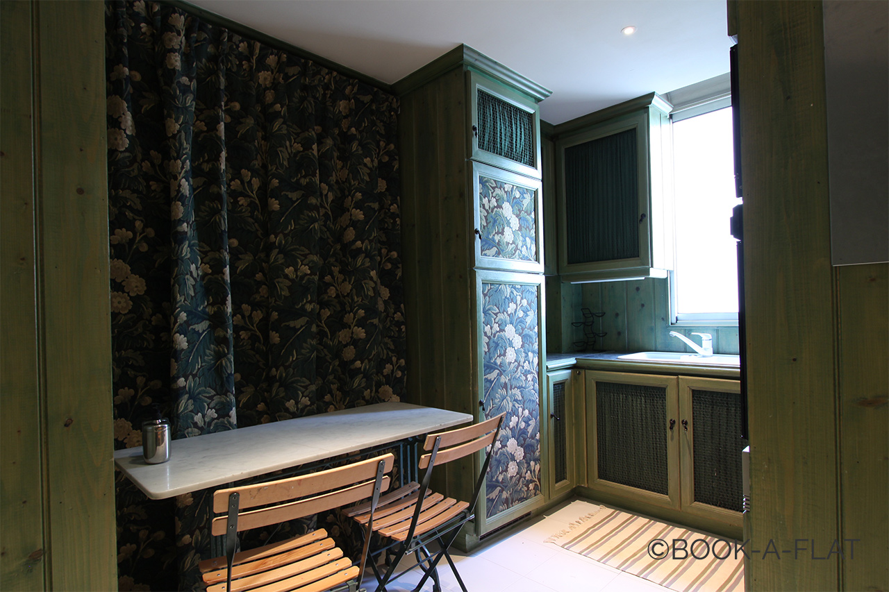 Appartement Paris Rue Alasseur 6