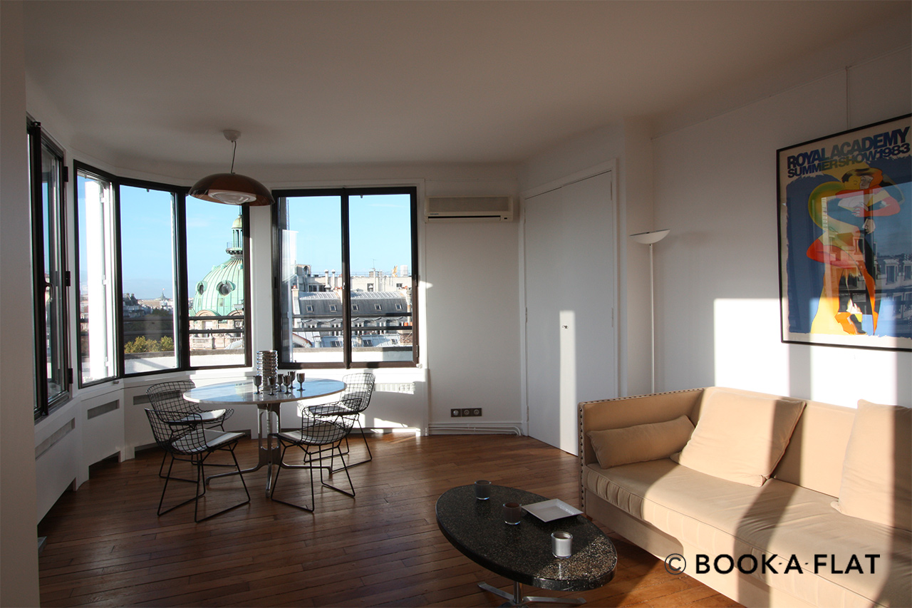 Furnished apartment for rent Paris Rue du Helder