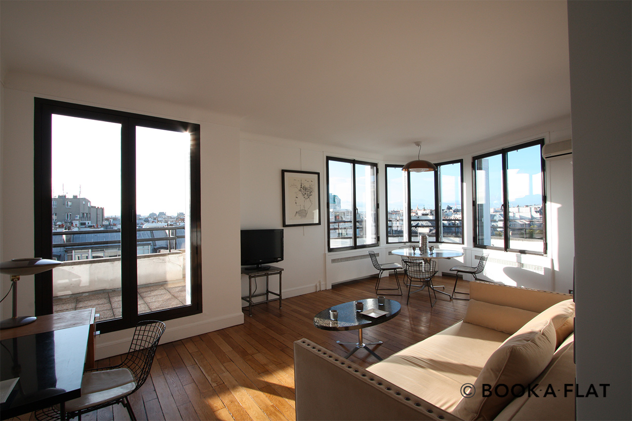 Paris Rue du Helder Apartment for rent